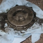 """The oil filter. Yes, it is a centrifugal force oil filter. Thanks to Jeff Guerdat from the Yahoo 850 group. • <a style=""""font-size:0.8em;"""" href=""""http://www.flickr.com/photos/34925363@N08/4942572043/"""" target=""""_blank"""">View on Flickr</a>"""