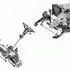 """Fiat 850 Drive Train • <a style=""""font-size:0.8em;"""" href=""""http://www.flickr.com/photos/34925363@N08/6131657283/"""" target=""""_blank"""">View on Flickr</a>"""