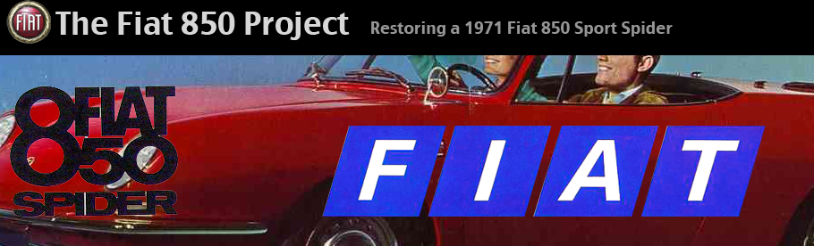 The Fiat 850 Project
