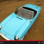 FIAT 850 on TV