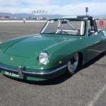 1969 Fiat 850 Spider
